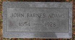 John Barnes Adams
