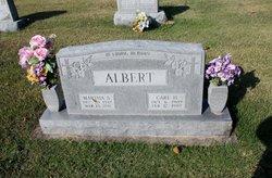 Martha Selma Katherine <i>Scharf</i> Albert