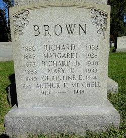Richard Brown, Sr