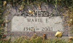Marie Frances Cahill