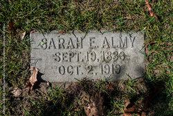 Sarah Elizabeth <i>Greene</i> Almy