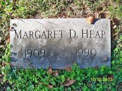 Margaret <i>Decamp</i> Heap