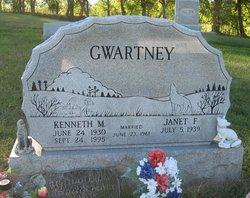 Kenneth M Dewayne Gwartney