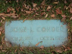 John Lewis Conder