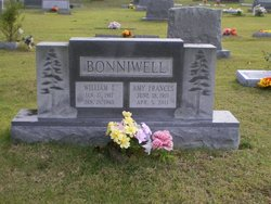 Amy Frances <i>Poynter</i> Bonniwell