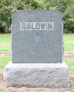 Lillian M <i>Haight</i> Baldwin