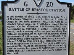 Bristoe Station Battlefield