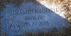 Elizabeth <i>Ford</i> Burrell