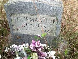 Thurman T H Dunson