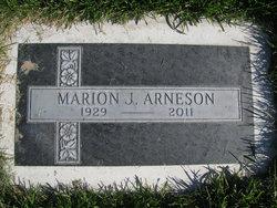 Marion J Arneson