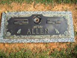 Zula Maxine <i>Carter</i> Allen