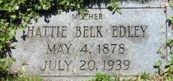 Hattie Belk Edley