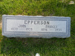 Bridget <i>Whalen</i> Epperson