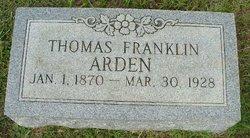 Thomas Franklin Arden