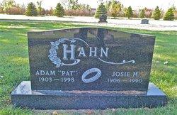 Adam Henry Pat Hahn