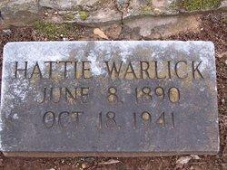 Hattie Warlick