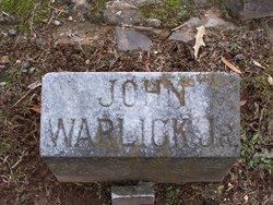 John Thomas Warlick, Jr