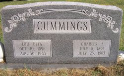 Charles S Charley Cummings