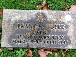 Frank William Boyle