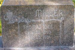 Thomas Dee Miller