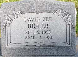 David Zee Bigler