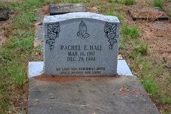 Rachel E. Hall