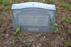 Pearl H. Fore