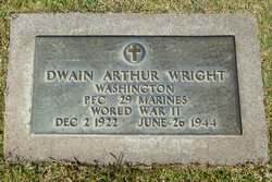 Dwain Arthur Wright