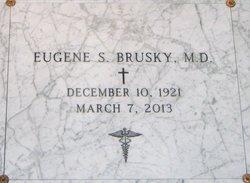Eugene S. Dr. B Brusky