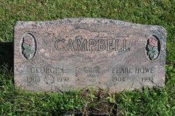 Pearl <i>Howe</i> Campbell
