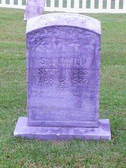 Seth Allen Cayton