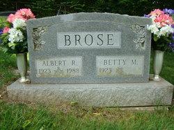Albert R. Brose