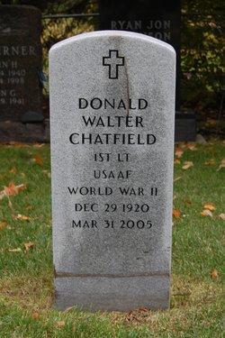 Donald Walter Chatfield