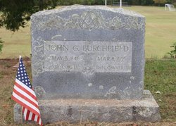 Corp John G. Burchfield