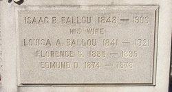 Isaac Barton Ballou