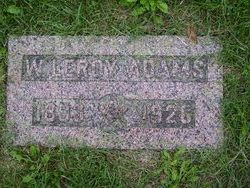 Leroy Adams
