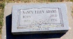 Nancy Ellen <i>Murrin</i> Adams