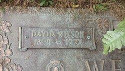 David Wilson Weaver