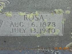 Rosa <i>Ham</i> Woodie