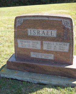 Infant Daughter Israel