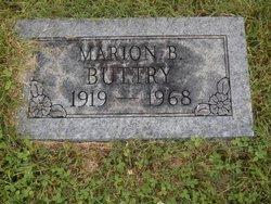 Marion Belle <i>McKeen</i> Buttry