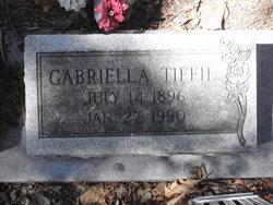 Gabriella Graham <i>McGuire</i> Tiffie
