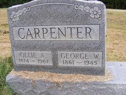 Geo. W. Carpenter