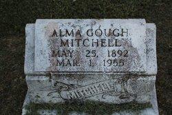 Mary Alma <i>Gough</i> Mitchell