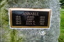 Julia Anna <i>Clark</i> Annable