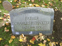 Charles Hill Harry Thaxter