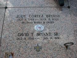 Judy <i>Cortez</i> Bryant