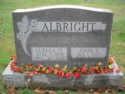 Luella Grace <i>Yingling</i> Albright