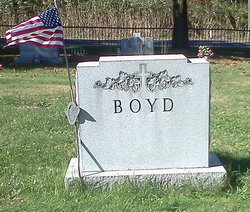Joseph W Boyd
