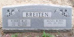 Agnes Josephine <i>Bures</i> Breiten